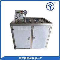 PLJ-01 the latest intelligent semi-automatic Pressure Alternating Fatigue Machine.